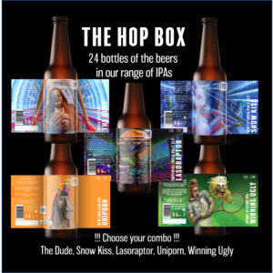 Darth Friday offer – The Hop Box