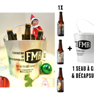 Pack de Noël – FMR Beer Friends: CHF 35.-