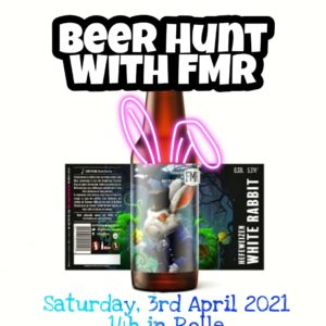 Beer Hunt with FMR – 3 April 2021